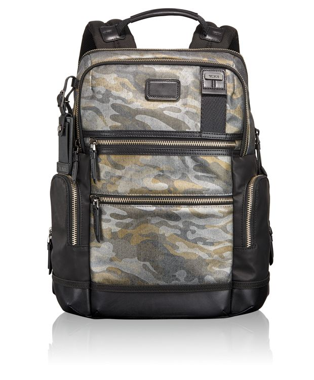 Knox Backpack in Metallic Camo