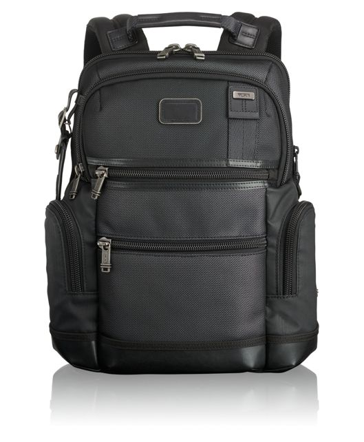 Knox Backpack in Reflective Silver