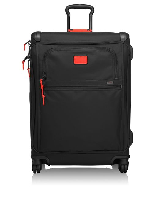 Front Lid International Carry-On in Cherry