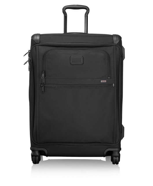 Front Lid Short Trip Packing Case in Black