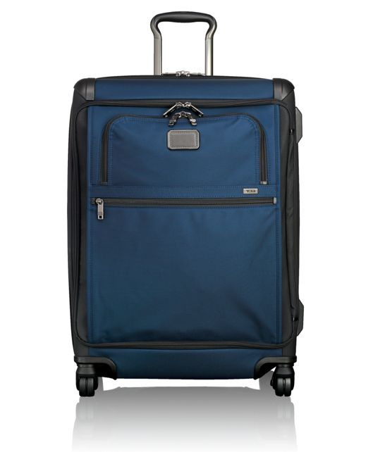 Front Lid Short Trip Packing Case in Navy/Black