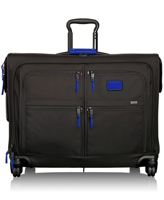 4 Wheeled Medium Trip Garment Bag in Atlantic