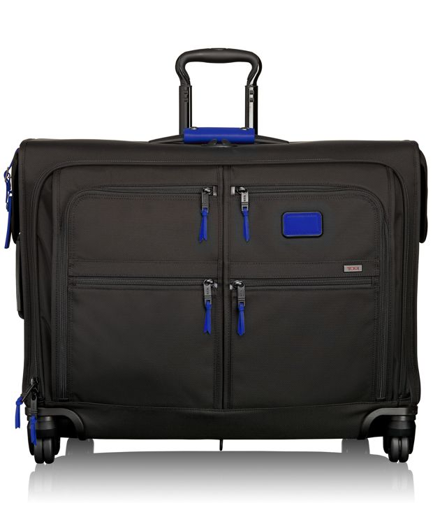 4 Wheeled Medium Trip Garment Bag in Atlantic