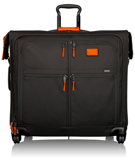 4 Wheeled Extended Trip Garment Bag in Sunrise