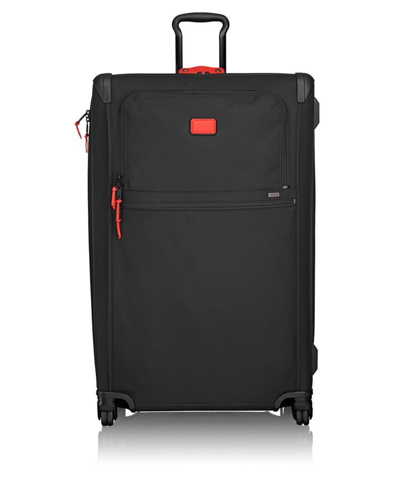 Worldwide Trip Expandable 4 Wheeled Packing Case