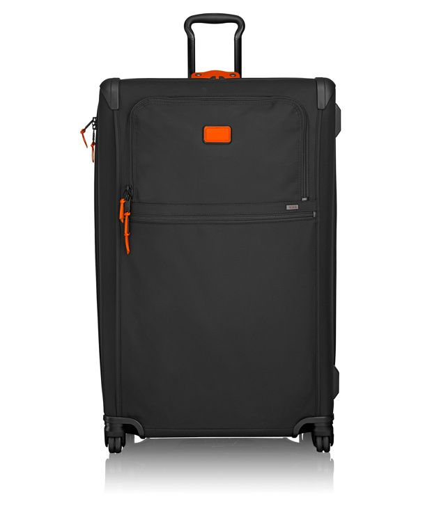 Worldwide Trip Expandable 4 Wheeled Packing Case in Sunrise