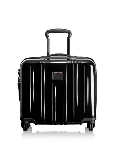 Compact Carry On 4 Wheeled Briefcase