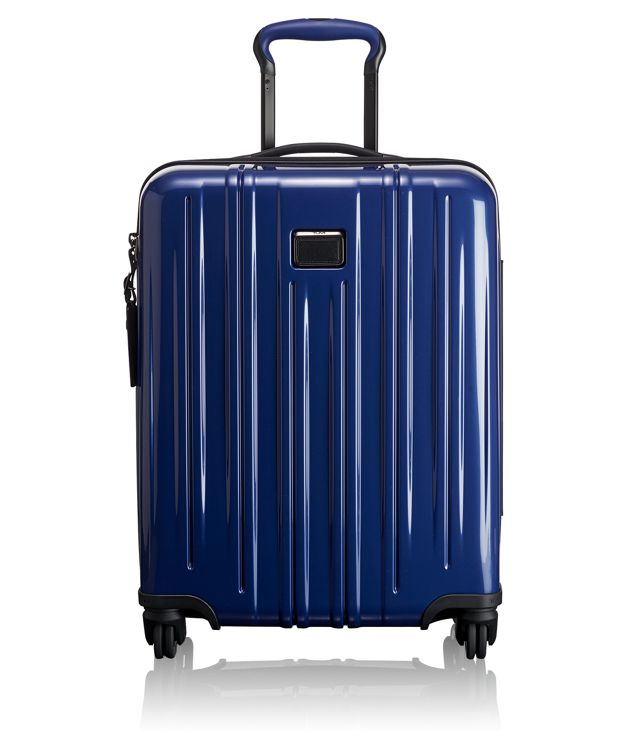 International Slim Carry-On in Pacific Blue