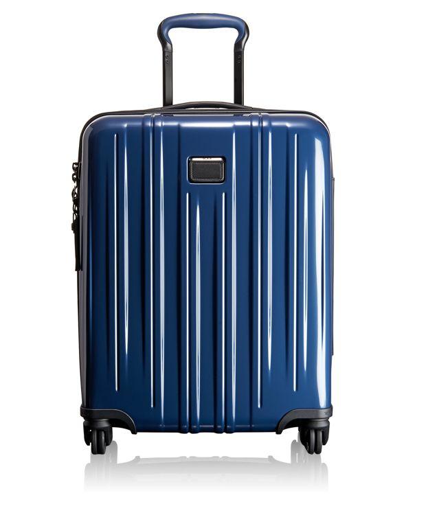 International Slim Carry-On in Steel Blue