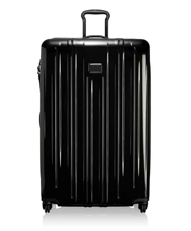 Worldwide Trip Packing Case in Black