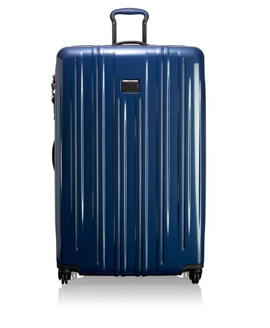 Worldwide Trip Packing Case in Steel Blue