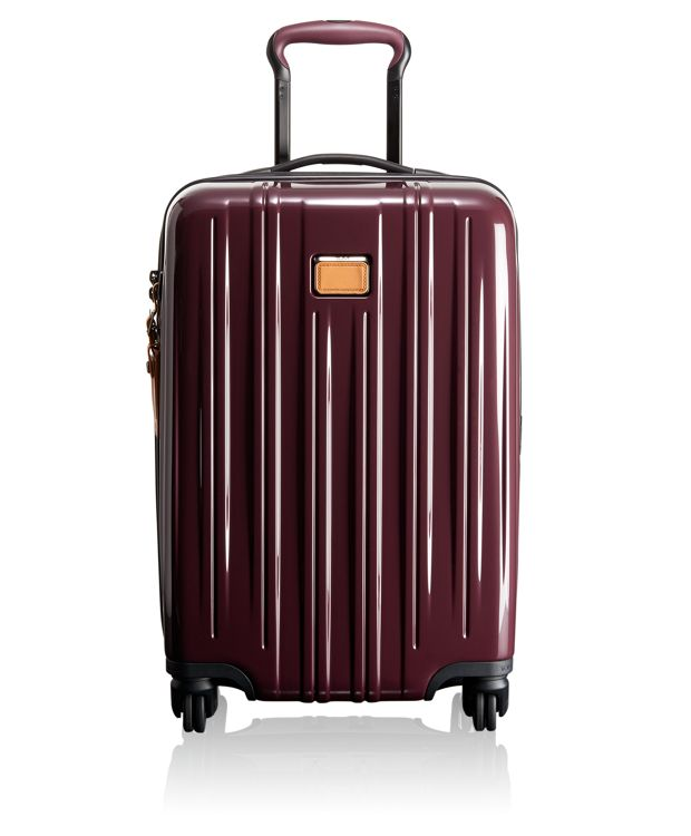 International Carry-On in Merlot