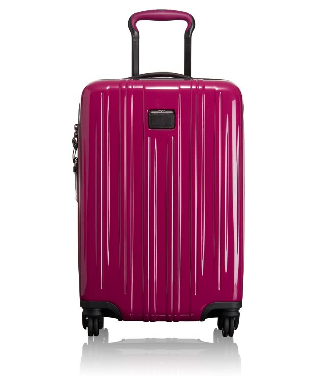 International Carry-On in Magenta