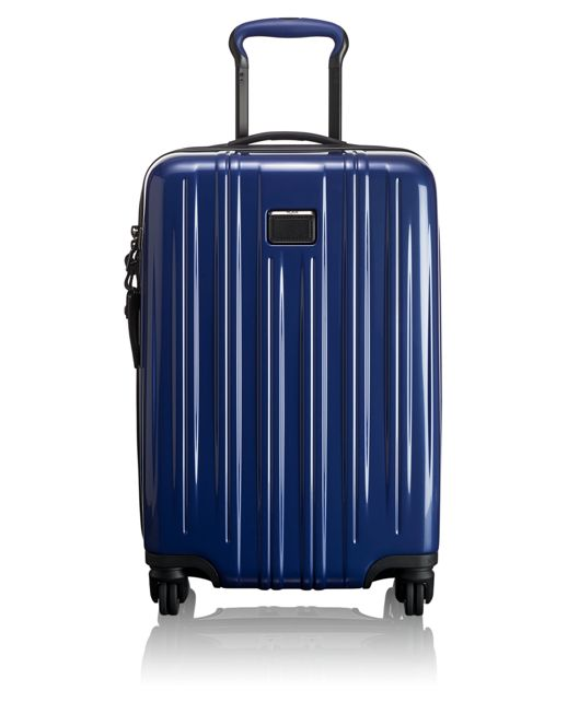 International Carry-On in Pacific Blue