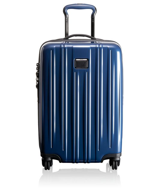 International Carry-On in Steel Blue