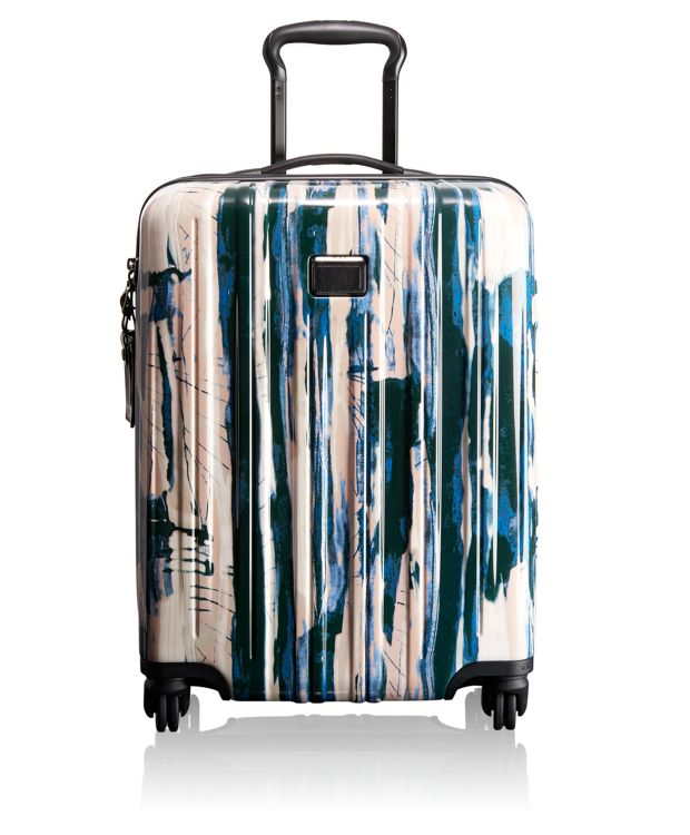 Continental Carry-On in WATERFALL STRIPE
