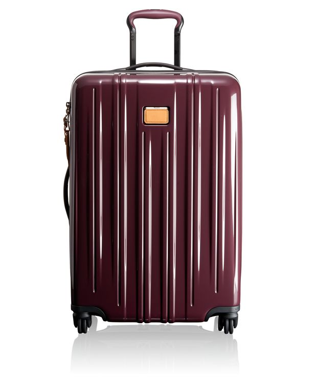 Short Trip Packing Case in Merlot