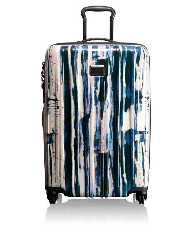 Short Trip Packing Case in Waterfall Stripe