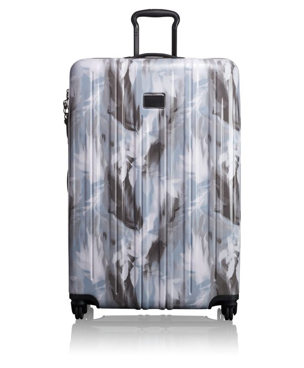 Extended Trip Packing Case in Blur Print