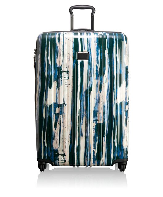 Extended Trip Packing Case in Waterfall Stripe