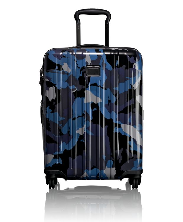 Continental Expandable Carry-On in Blue Camo