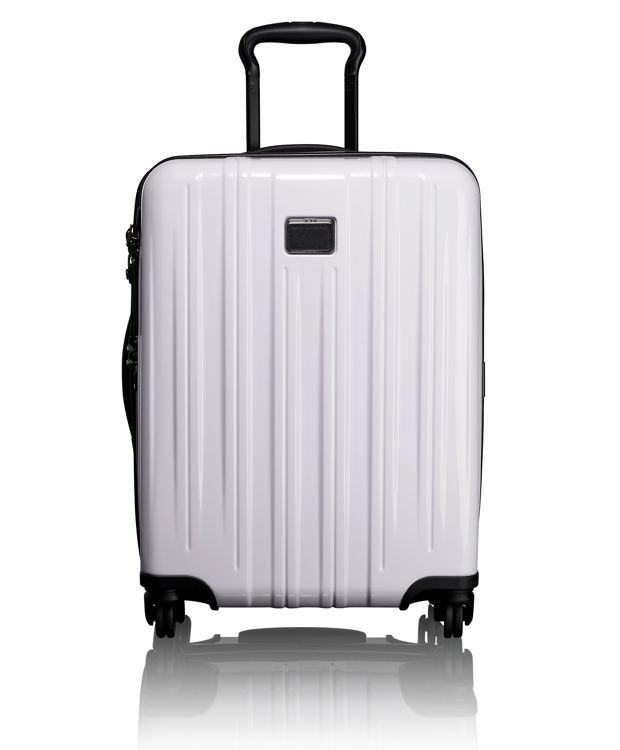 Continental Expandable Carry-On in White