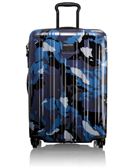 Short Trip Expandable Packing Case in Blue Camo