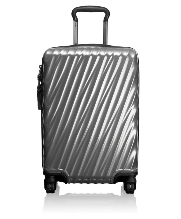 International Carry-On in Silver