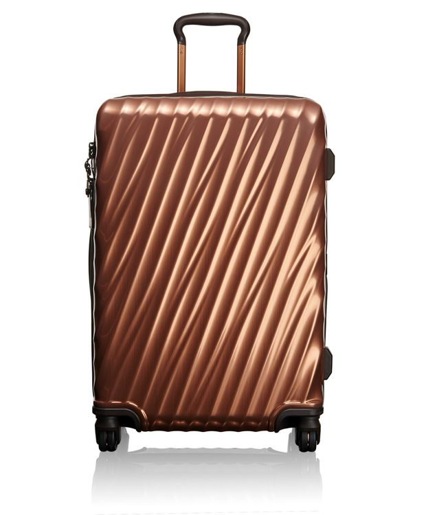 Short Trip Packing Case in Copper