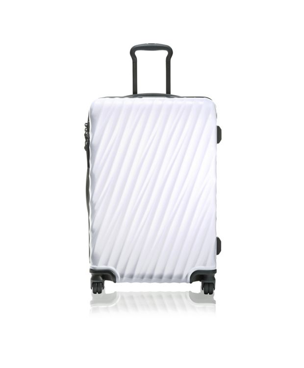 Short Trip Packing Case in White