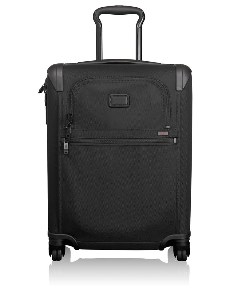 International 4 Wheeled Slim Carry-On