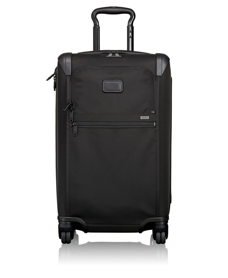 Frequent Traveler Expandable 4 Wheeled Carry-On