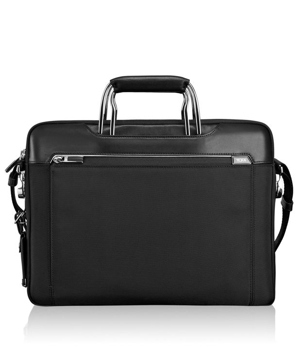 Hamilton Slim Brief in Black