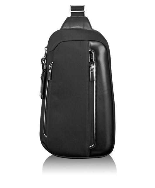 Massena Sling in Black