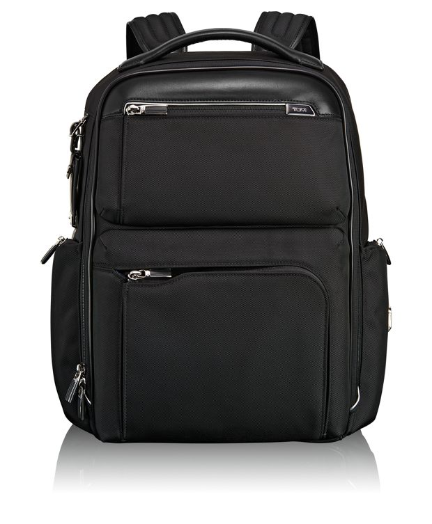 Bradley Backpack in Black