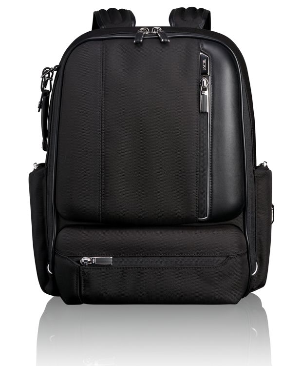 Grantley Backpack in Black