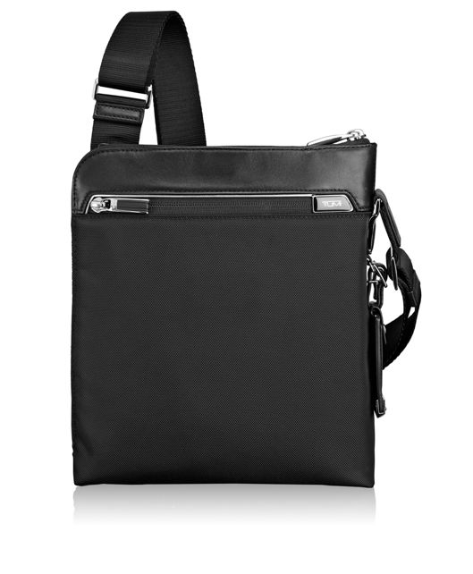 Owen Crossbody in Black