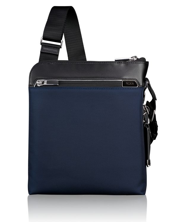 Owen Crossbody in Navy