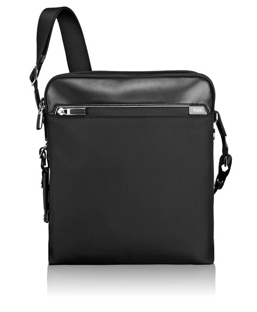 Lucas Crossbody in Black