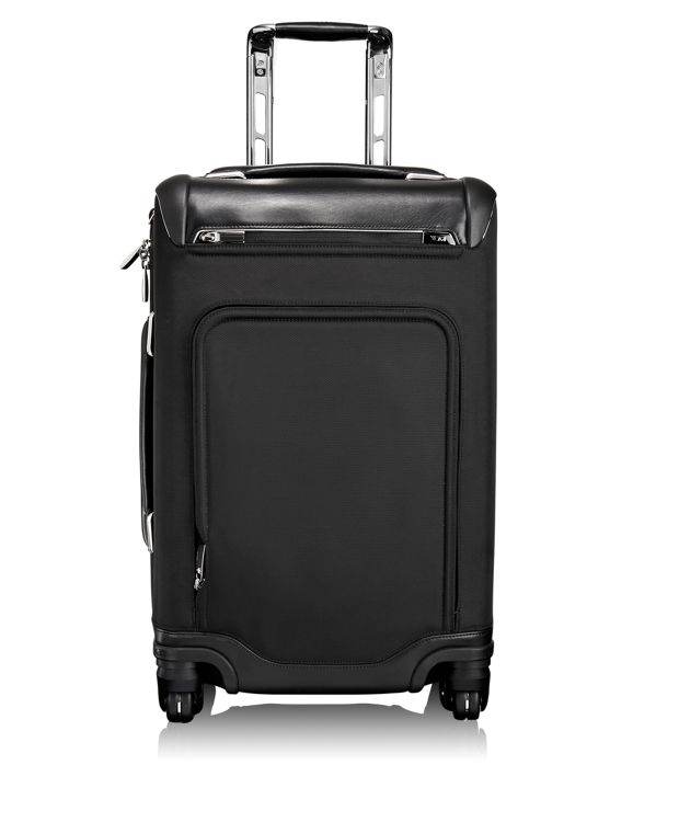 Julius International Expandable Carry-On in Black