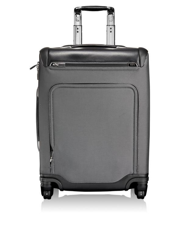 Raleigh Continental Expandable Carry-On in Pewter