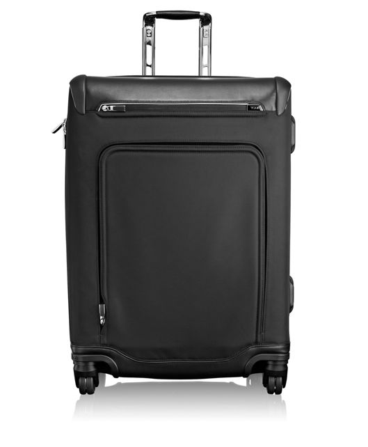 Alexandria Expandable Long Trip in Black