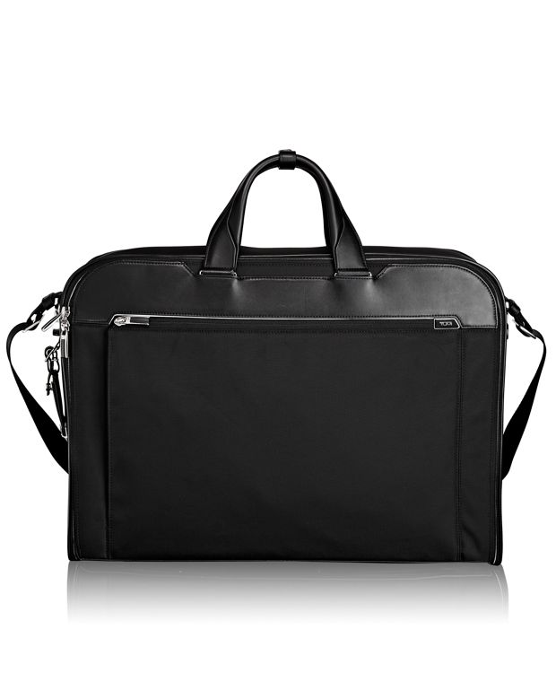 Barkley Tri-Fold Carry-On Garment Bag in Black