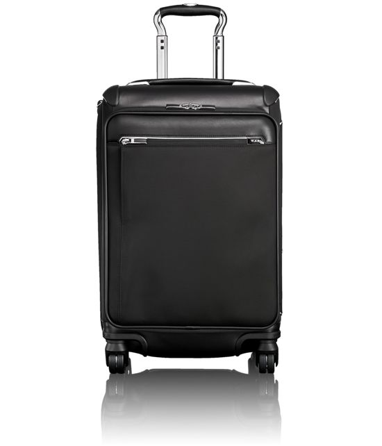 Gatwick International Expandable Carry-On in Black
