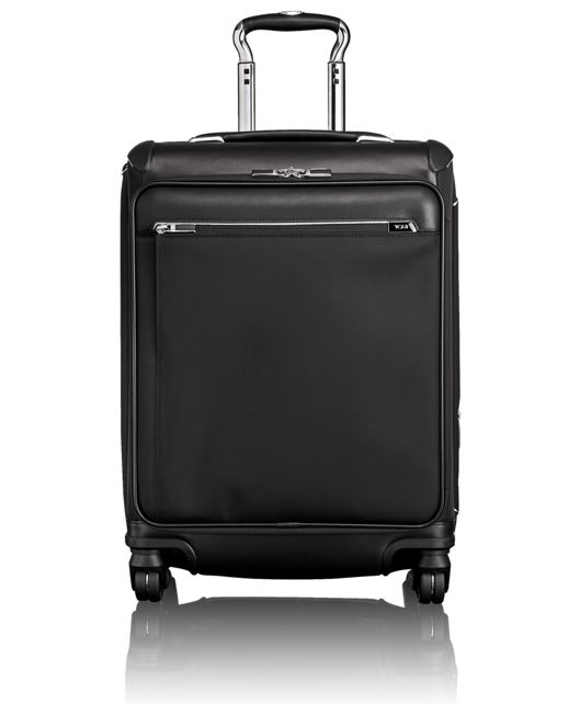 Aberdeen Continental Expandable Carry-On in Black