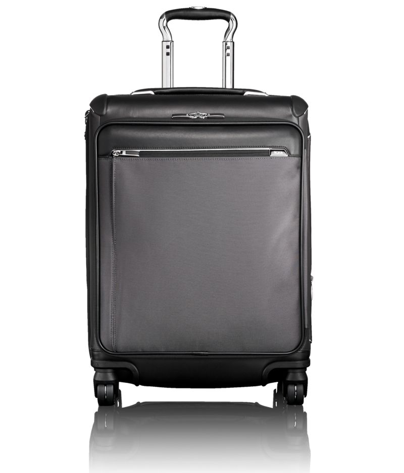 Aberdeen Continental Front Lid Expandable Carry-On