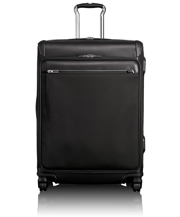 Macarthur Short Trip Expandable Packing Case in Black