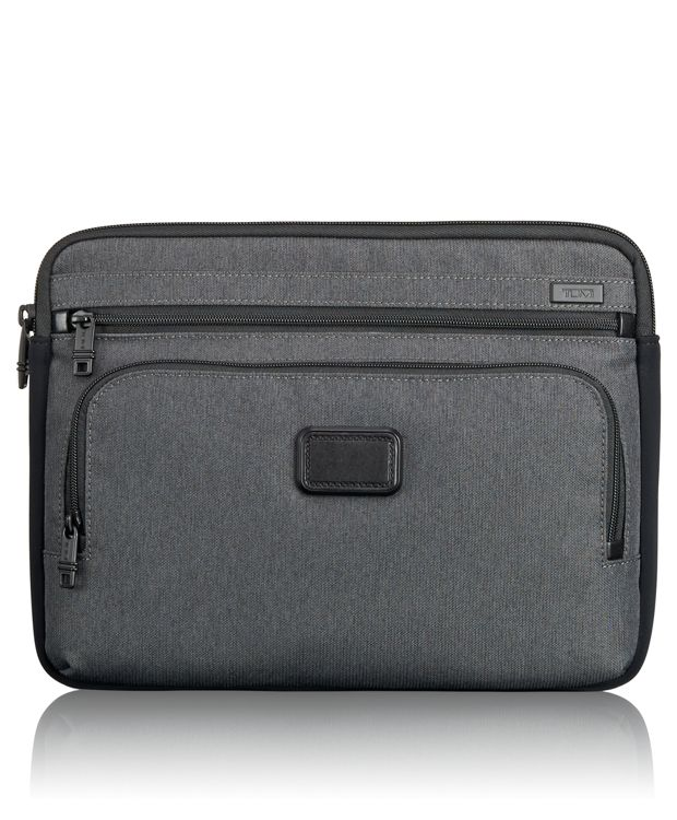Medium Laptop Cover in Anthracite