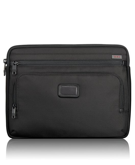 Medium Laptop Cover in Black