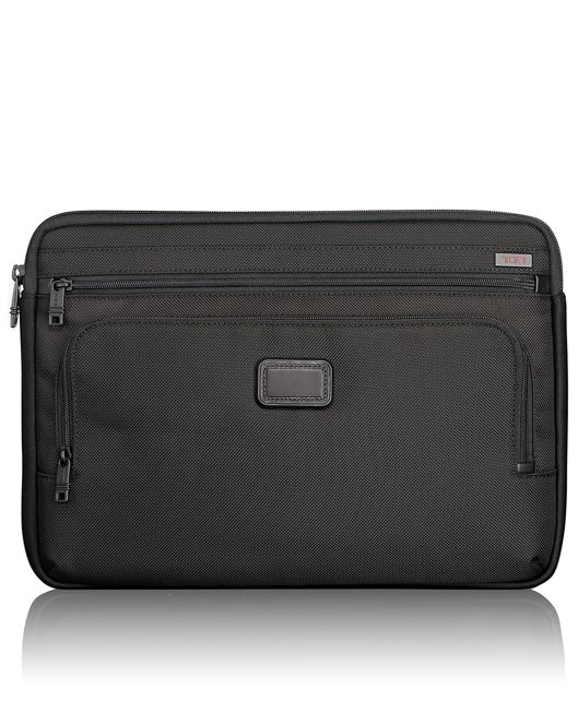 Large Laptop Cover in Black